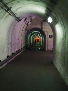 清津峡トンネル1