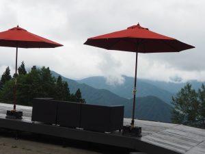 湯沢高原雲の上のカフェ