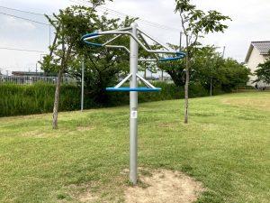 西川ふれあい公園ぶらぶらツリー2